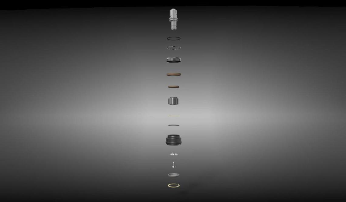 Montaggio speciale cuscinetti ultra seal