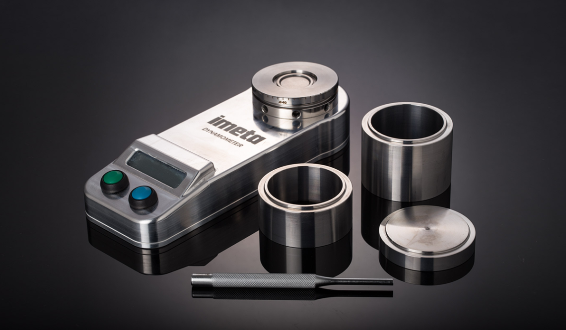 Dinamometro digitale con spessori